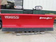 BOSS 7.6 SUPER DUTY Plows