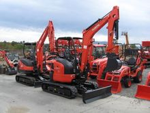 New 2016 KUBOTA Mini