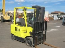 Used HYSTER S50XM Fo