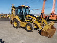 2011 CATERPILLAR 420E Backhoes