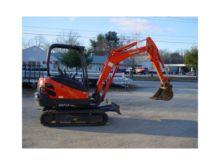2012 KUBOTA KX71-3 Excavators