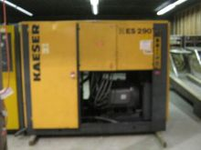 1995 KAESER ES290 Air compresso