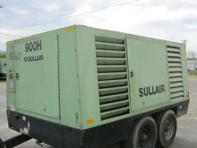 2005 SULLAIR 900HDTQ Air compre