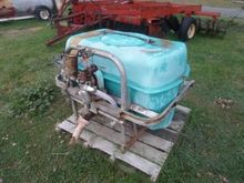 3Pt 100 Gal Mitchel Sprayer EQU