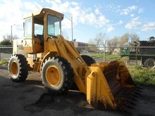 1978 JOHN DEERE 444 Wheel loade