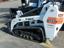 2015 Bobcat MT52 Skid steers