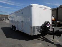 2015 CARGO MATE 8'X20' Car haul