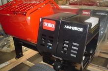 TORO MM 850E Concrete mixers