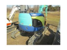2010 IHI 30VX Mini excavators