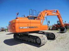 New 2014 Doosan DX22