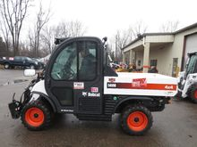 2015 Bobcat Toolcat 5600 Utilit