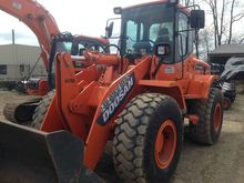 2012 Doosan DL220 Wheel loaders