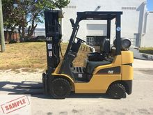 Used CATERPILLAR C50