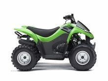 New 2011 Kawasaki KF