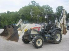 2005 TEREX 760B Backhoe loader