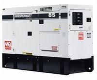 2012 MQ POWER DCA85SSJ Generato
