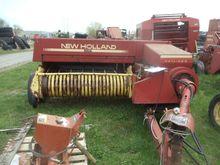 Used Holland 326 Hay