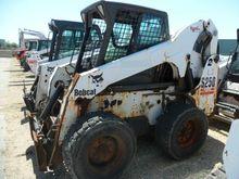 Used Bobcat S250 Ski