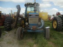 Ford 7710 Tractors