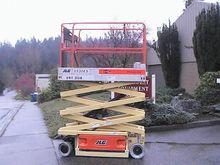2006 JLG 1930ES Scissor lifts