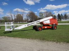 1998 SNORKEL TB60 60FT MAN LIFT