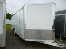2015 Alcom C8x20S-L Car hauler