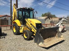 2014 NEW HOLLAND B110C Backhoes