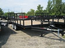 2014 CARRY ON Trailer Deckover