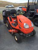 2012 Kubota T2080 Mower