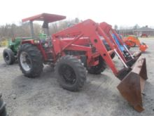 Used CASE IH 585 Tra