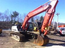 2012 LINK BELT 250 X3 Excavator
