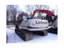 2013 LINK BELT 250 X3 Excavator