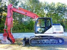2013 LINK BELT 130 X3 Excavator