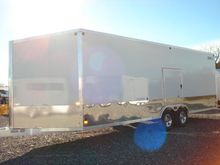 2008 Thule Trailers BP 8.5 x 24