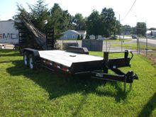 """PARKER 83""""X20' Car hauler"""