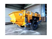 2004 MAYCO LS60 Concrete pumps