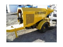 2006 MAYCO C30HD Concrete pumps