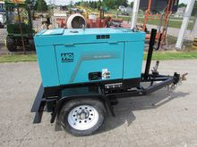 MULTIQUIP WHISPER WATT DLW300ES