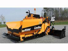 New 2015 Leeboy 8500