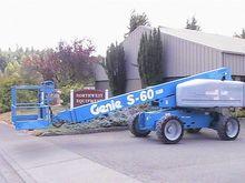 Used 2006 GENIE S-60