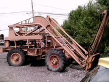 1981 LULL 400 B-34 Forklifts