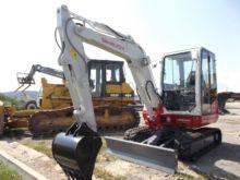 2016 TAKEUCHI TB240 MINI Excava