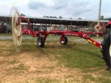 New SITREX QR 10 Hay