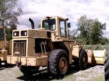 1981 CLARK 75C GM Wheel loaders