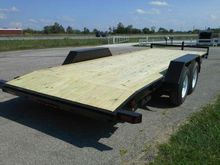 2016 Liberty LC7K18C Car hauler