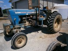 1972 FORD 5000 Tractors