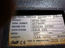 Geith HF50-042 Bucket
