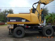 2006 Caterpillar M322C Excavato