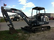 2014 Terex TC48 Excavators
