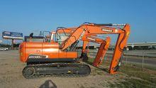 2015 Doosan DX140LC-5 Excavator